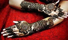 Mehendi Designs and Types