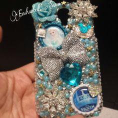 Queen Elsa Customized Case Frozen on Wanelo