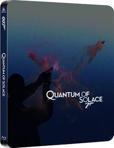Quantum of Solace - Zavvi Exclusive Limited Edition James Bond Steelbook
