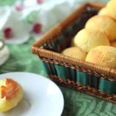 Фото рецепта: Бразильские сырные булочки (Pão de queijo)