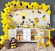 7 Best Bumblebee Baby Shower images  Baby shower, Bumble bee