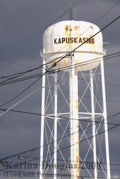 Kapuskasing. Ontario Water Tower, Towers, Ontario, Canada, Places, Tours, Lugares