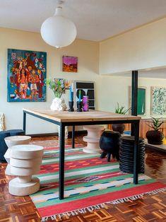 maximalist dining room ideas