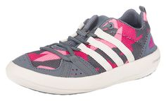 adidas Performance Kids Outdoor Boat Lace ClimaCool