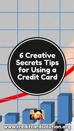 6 Creative Secrets Tips for Using a Credit Card. A credit card is an easy way to earn rewards and make purchases, but it should not be used to purchase items that you cannot afford. Having an idea of how much you are able to pay and when you will be able to pay it off at the end of each month will help you from getting into too much debt