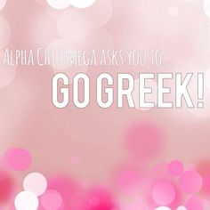 Add your own banners and recruitment info. <3csusm ΑΧΩ