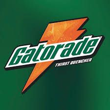 gatorade is an allusion to the Greek god Zeus because of the lightning bolt