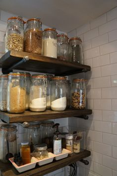 Open Shelving | Simple Kitchen Update | Boulder, Colorado | by Prolithic Designs