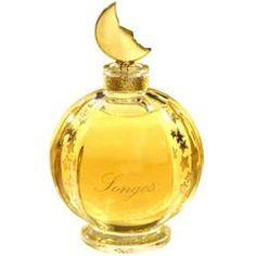 SONGES (dreams) - 2006 Parfum by Annick Goutal in Limited Edition Baccarat Crystal Bottle Baccarat Crystal, Perfume And Cologne, Beautiful Perfume, Vintage Perfume Bottles, Mellow Yellow, Smell Good, Exotic Flowers, Lotions, Soaps