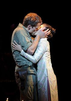 Miss Saigon......one of the first and best shows I've seen.
