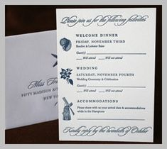 Invitation Formats Nautical Wedding Invitation Card Template $15 Formats Included .