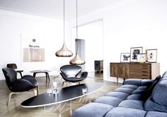 Designer Home: Stefan Söderberg's Apartment in Stockholm