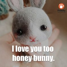 [2015.6.24] Quotes From Needle Felted Wool Cute Animals | Feltify