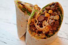 Der erste Tag meiner Wrap-Woche steht an und es wird gleich mexikanisch und scharf, denn heute gibt es einen Mexiko Wrap mit typischen Zutaten, die man sonst auch aus einem guten Chili kennt.
