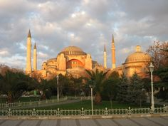 Hagia Sofia, Istanbul--Next time, I want to visit in warmer weather, spend a couple days in Istanbul, then check out Capadoccia, Ephesus and beaches.