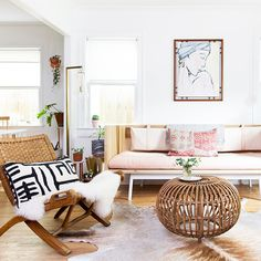 Designer Claire Zinnecker gives us the small space scoop.
