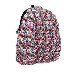 Madpax Blok Half Backpack - Predator Digicamo Red
