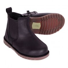 Callum Sheepskin Ankle Boots Noir  Ugg