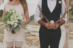 Bohemian wedding / Ryder Evans Photography