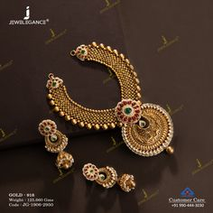 Jewelry OFF! Get in touch with us on 91 990 444 3030 Real Gold Jewelry, Gold Jewelry Simple, Women Jewelry, Fashion Jewelry, Antique Jewellery Designs, Antique Jewelry, Gold Mangalsutra Designs, Indian Jewelry Sets, Touch