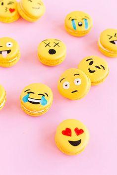 Emoji Party Food