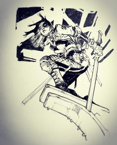 DOMINO by Eric Canete #C2E2 #xforce