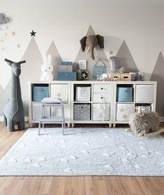 Bild von Sina2222 | SoLebIch.de Ikea Expedit, Baby Room Design, Baby Kids, Kids Room, Nursery, Instagram, Interior, Home Decor, Room Ideas