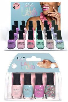 ORLY Spring 2017 La La Land Collection – Beauty Trends and Latest Makeup Collections | Chic Profile
