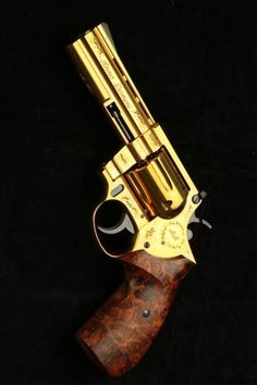 """Korth Gold Combat Model will set you back a shade over $15,000.00. """"I won't try to expostulate with you that Korth is the best value for your hard earned dollars, however, IT IS THE MOST EXCLUSIVE HANDGUN BRAND ON EARTH."""""""