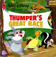 1295 Thumper's Great Race
