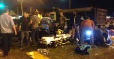 Over 20 injured, 12 Critical, After Truck Plows Through Parade Crowd In New Orleans