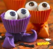 Peanut Butter Eyeballs Recipe