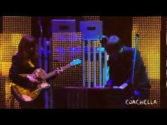 The Postal Service - Coachella 2013