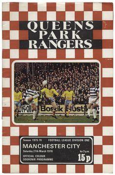 #QPR v. #Man.City 1976