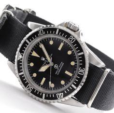 """Rolex Submariner """"MilSub"""""""