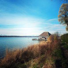 Jahreszeiten am Ammersee - mein Wohlfühlort