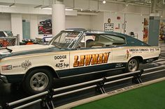 "1966 Dodge Charger ""Lawman"""