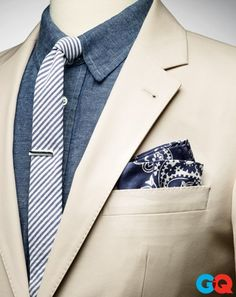 The pocket square is the single most indispensable tool for defining a man of style these days. But how do you make it look all nonchalant?