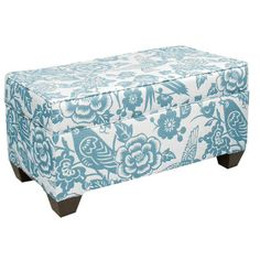Skyline Furniture Canary Upholstered Storage Bench & Reviews | Wayfair