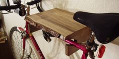 Live Edge Indoor Bike Rack ‹ Gear You Can Actually Afford | Uppgrader ($100-200) - Svpply
