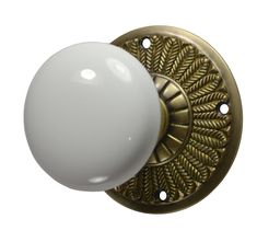 New House Picture Dump | Porcelain Door Knobs, White Porcelain And Door  Knobs