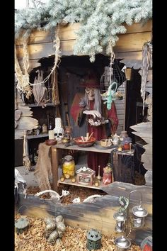 A Most Excellent Display! So many small ideas within! scene by Jason Oliver