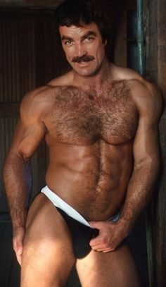 This party is getting out of hand !!.Tom Selleck put your clothes back on the country farm home party is over ;)
