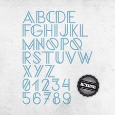 Gauthier Vanweerst - Cafe Racer Typography