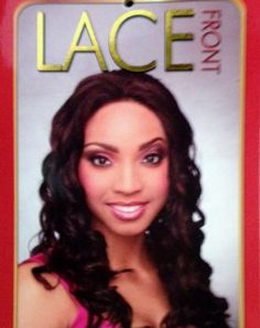 Eve Synthetic Lace Front Wig Beyonce 104 Color 1B Off Black