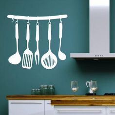 Kitchen Wall Decals by http://www.stickerzlab.com