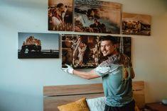 Čo s fotkami po svadbe - obrazy na plátne Photo Wall, Frame, Painting, Instagram, Decor, Art, Fotografia, Picture Frame, Art Background