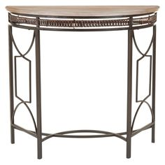 Safavieh Chatsworth Accent Table - Walnut/Oak