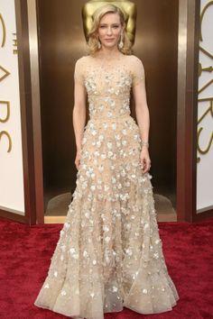 Cate Blanchett at Oscars 2014