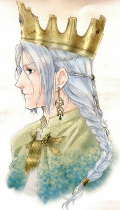 Personagem do jogo: Arslan - Original de ?